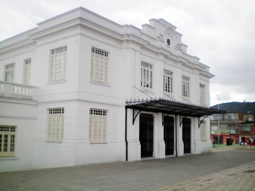 ZIPAQUIRA STATION